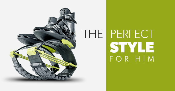 The Perfect Style for Him - Kangoo Jumps XR3 Black/Yellow