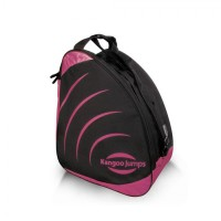 KANGOO BAG in Black with Pink