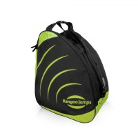KANGOO BAG in Black with Yellow