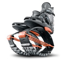 KJ XR3 in Black/Orange