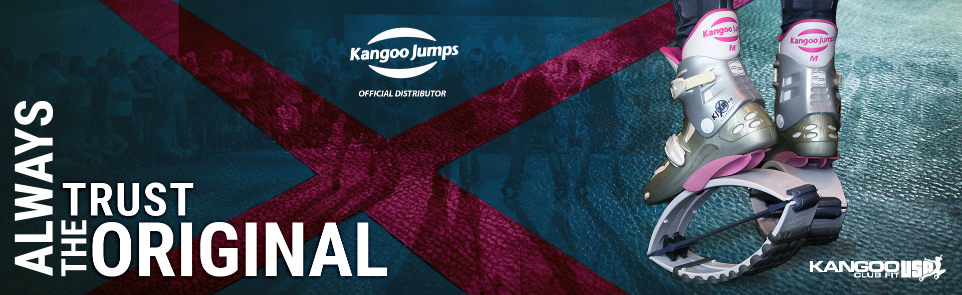 Trust the Original - Shop from Official Kangoo Jumps Distributor